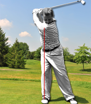 Swaying Hips in Golf - How to Fix it