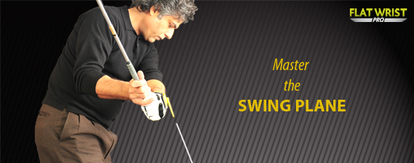 Golf Swing Plane Training Aid