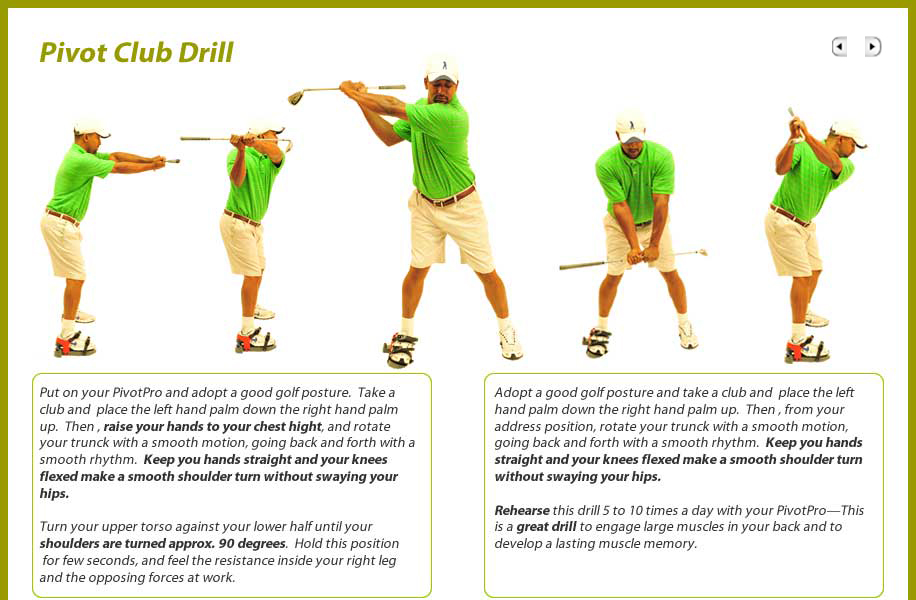 Best Exercise For Golf Swing Golf Fitness Workouts