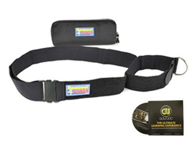GolfJOC - Connect4Power - Pro Series - Body and Arm Connection Strap (Includes DVD)