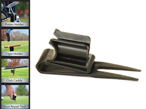 GolfJOC - 4 in 1 Ultimate Caddy - CigarKaddy